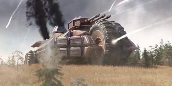 Kendi Savaş Makinelerinizi Tasarlayabileceğiniz Ücretsiz Steam Oyunu