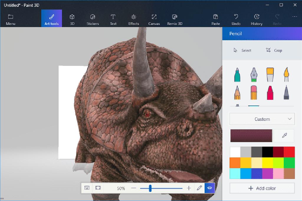 Paint 3D Nedir ve Nasıl Kullanılır ?