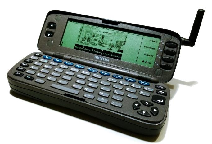 İlginç Tasarımlara Sahip Eski Nokia Telefonları