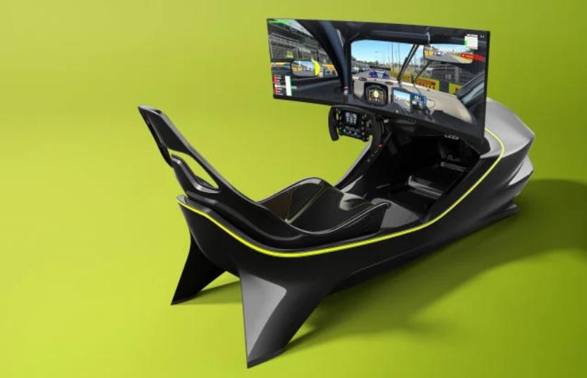 Aston Martin, Yeni Yarış Simülatörünü 'O Paraya Yarış Arabası Alırım' Dedirten Fiyatı İle Duyurdu