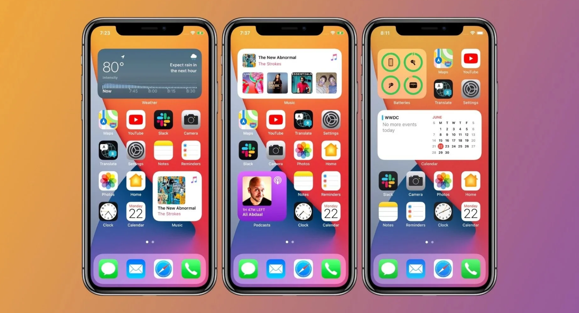 Apple İOS 14'ü Bugün Türkiye'de Saat Kaçta Yayınlayacağını Açıkladı