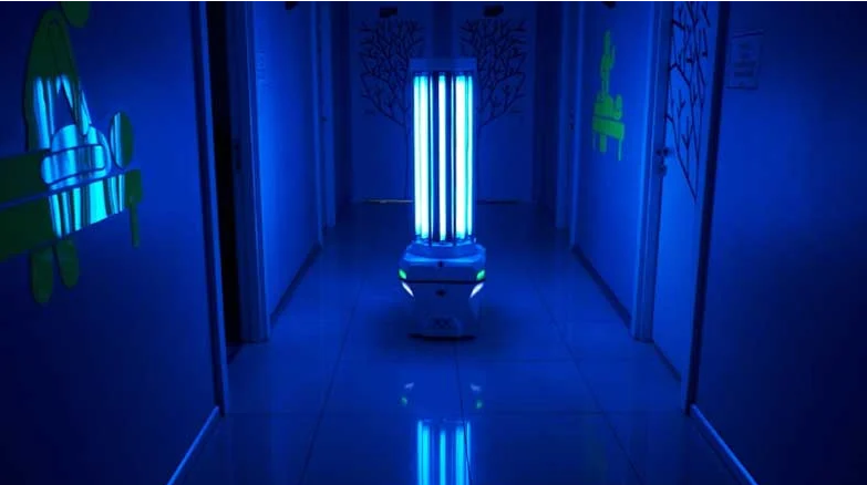 Koronavirüsü UV Işığı İle Yok Eden Yerli Cihaz Tanıtıldı