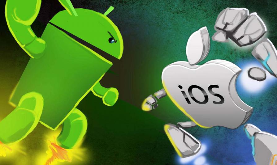 5 Soruda IOS mu Kullanmalısınız Android mi Bulalım !