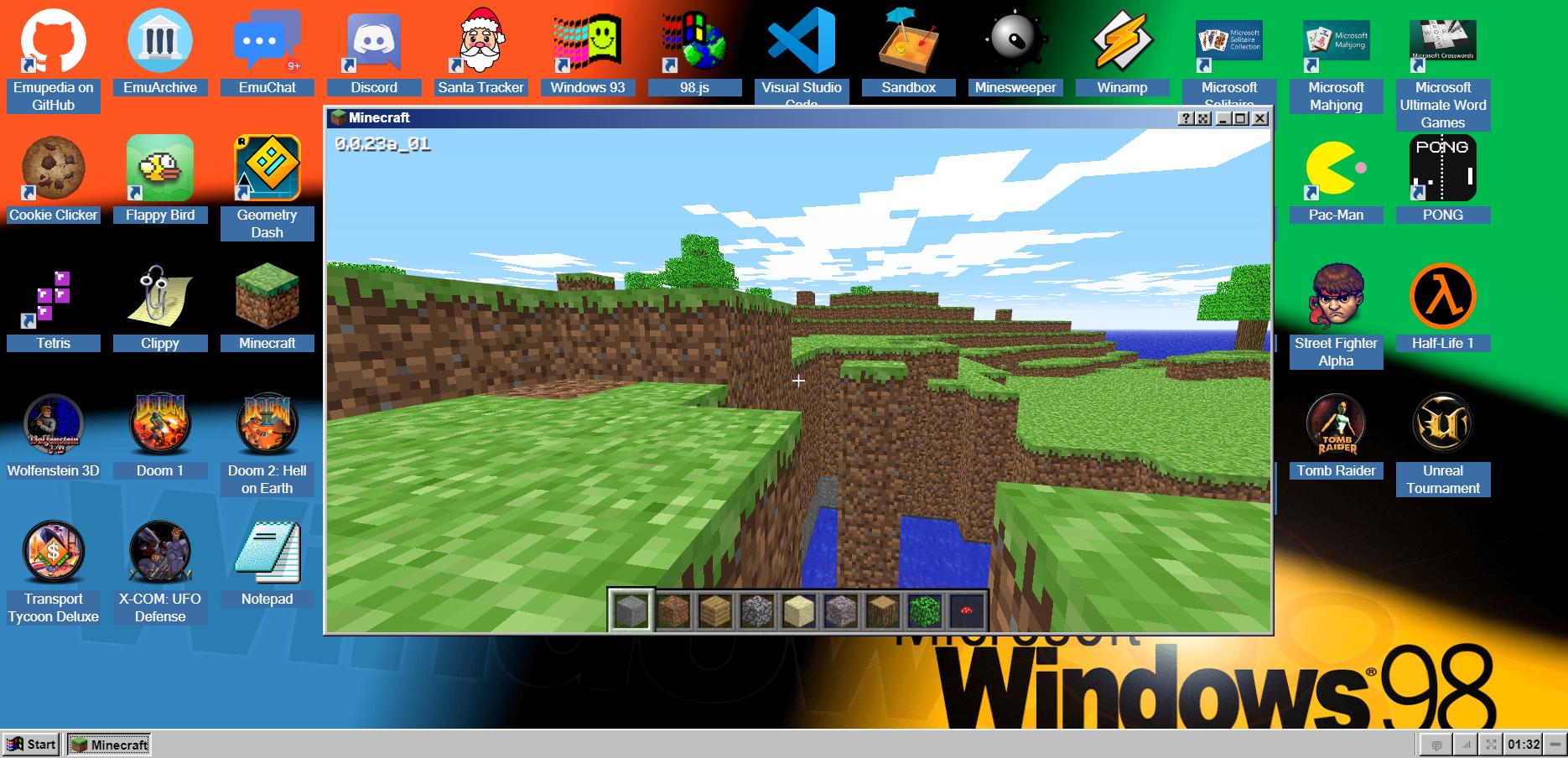 Windows'un Eski Sürümlerindeki Oyunları Oynamanızı ve Uygulamaları Kullanmanızı Sağlayan Site