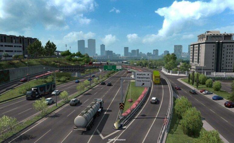 Euro Truck Simulator 2 Nedir ? Nasıl Kurulur ?
