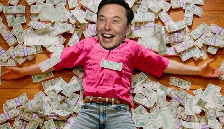 Elon Musk'ın Servetini Harcayabileceğiniz Site